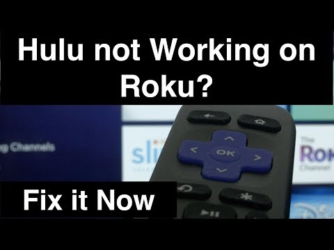 why is my hulu not working